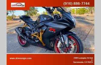 2017 Suzuki GSX-R600 for sale 200940200