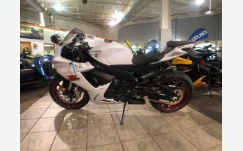 2017 Suzuki GSX-R750 for sale 200609425