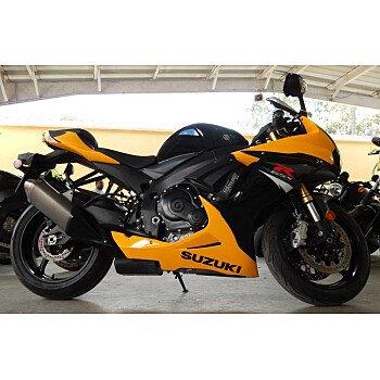2017 Suzuki GSX-R750 for sale 200712032