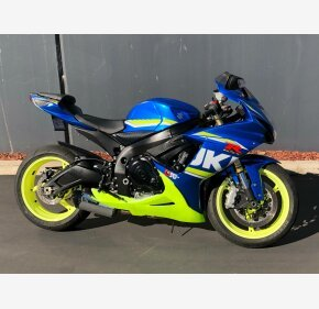 2017 Suzuki GSX-R750 for sale 200702392