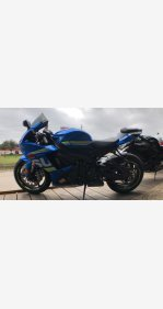 2017 Suzuki GSX-R750 for sale 200709425