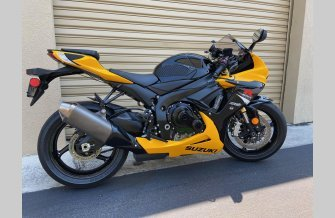 2017 Suzuki GSX-R750 for sale 200901026