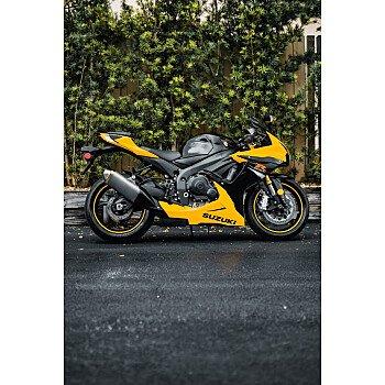 2017 Suzuki GSX-R750 for sale 200968880