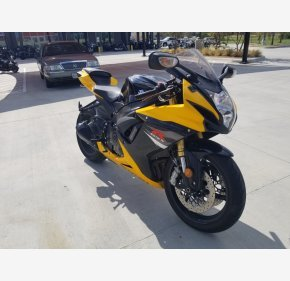 2017 Suzuki GSX-R750 for sale 200993161