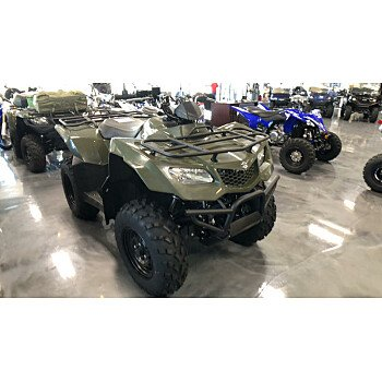 2017 Suzuki KingQuad 400 for sale 200679149
