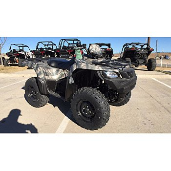 2017 Suzuki KingQuad 500 for sale 200678431