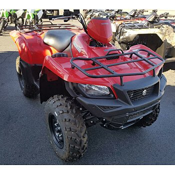 2017 Suzuki KingQuad 500 for sale 200707444