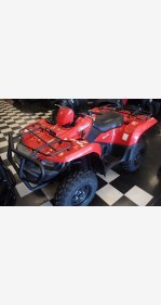 2017 Suzuki KingQuad 750 for sale 200429456