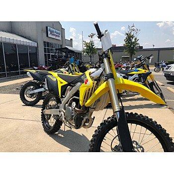 2017 Suzuki RM-Z250 for sale 200616296