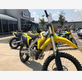2017 Suzuki RM-Z250 for sale 200616296