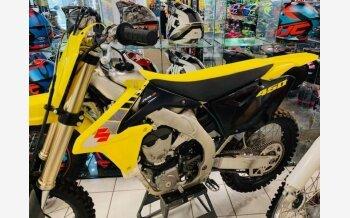 2017 Suzuki RM-Z450 for sale 200669679