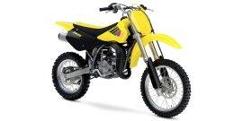 2017 Suzuki RM100 85 specifications