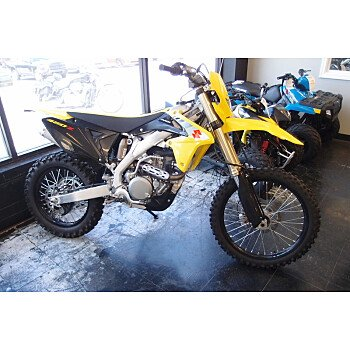 2017 Suzuki RMX450Z for sale 200409333
