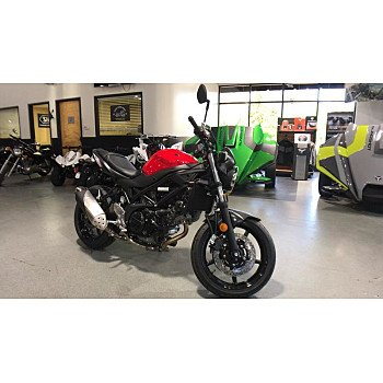 2017 Suzuki SV650 for sale 200460976