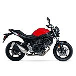 2017 Suzuki SV650 for sale 201123217