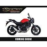 2017 Suzuki SV650 for sale 201183385