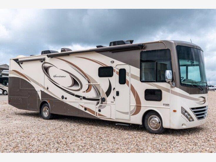 2017 Thor Hurricane 35M for sale 300320718