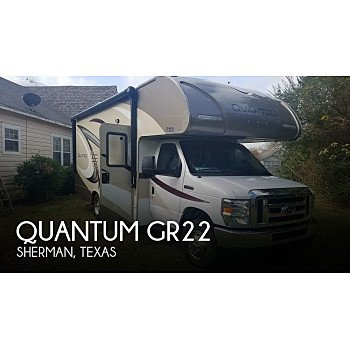 2017 Thor Quantum GR22 for sale 300269781