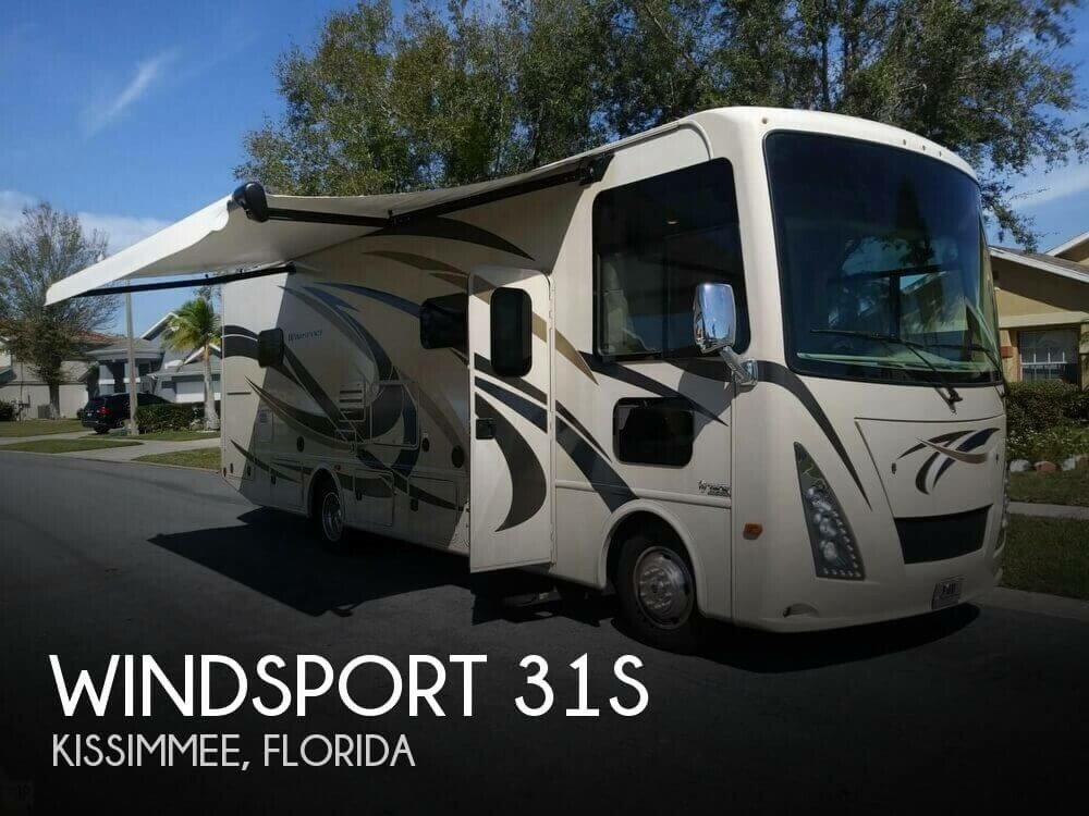 Enjoyable 2017 Thor Windsport Rvs For Sale Rvs On Autotrader Wiring Cloud Pendufoxcilixyz