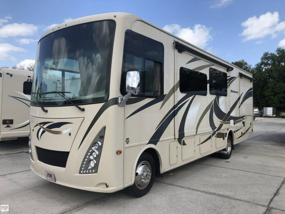 Prime 2017 Thor Windsport Rvs For Sale Rvs On Autotrader Wiring Cloud Pendufoxcilixyz
