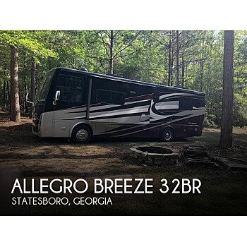 2017 Tiffin Allegro Breeze for sale 300266051