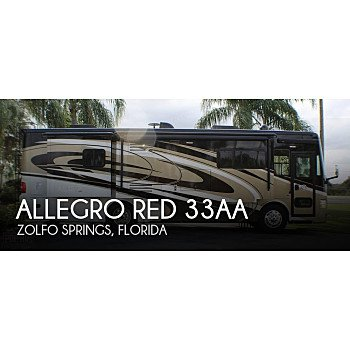 2017 Tiffin Allegro Red 33AA for sale 300216017