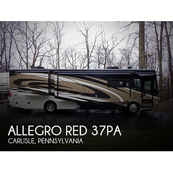 2017 Tiffin Allegro Red 37PA for sale 300296062