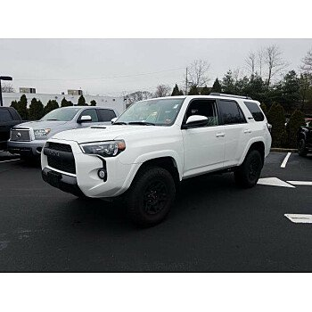 2017 Toyota 4Runner 4WD for sale 101113925