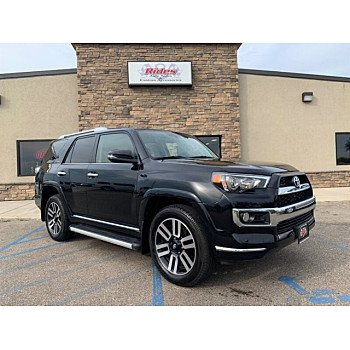 2017 Toyota 4Runner 4WD for sale 101208876