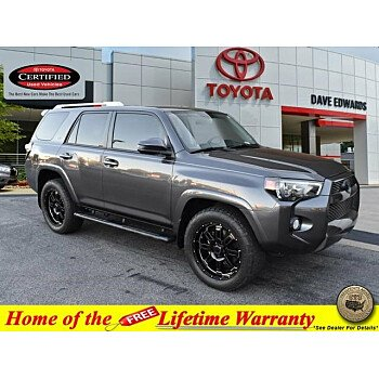 2017 Toyota 4Runner 2WD for sale 101218303