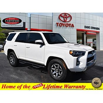 2017 Toyota 4Runner 4WD for sale 101234104