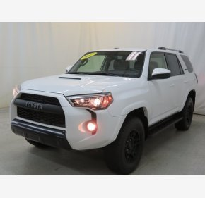 2017 Toyota 4Runner 4WD for sale 101241450