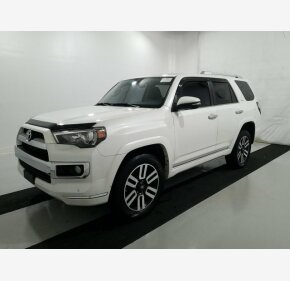 2017 Toyota 4Runner 4WD for sale 101242667