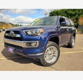 2017 Toyota 4Runner for sale 101341247