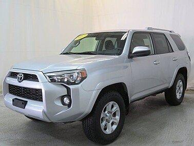 2017 Toyota 4Runner for sale 101384085