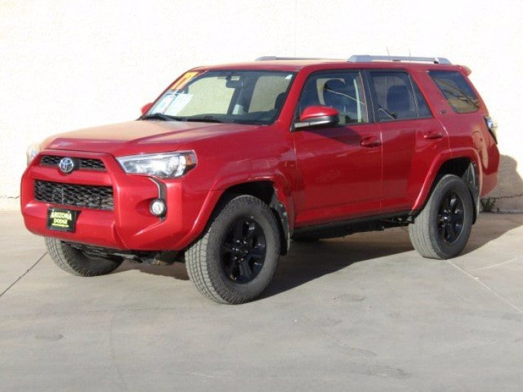 2017 Toyota 4Runner for sale 101482614