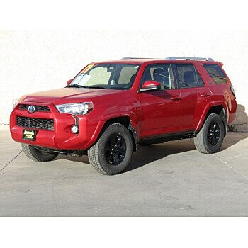 2017 Toyota 4Runner for sale 101482614