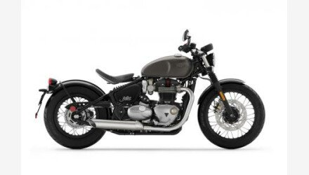 2017 Triumph Bonneville 1200 Bobber for sale 200444230
