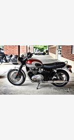 2017 Triumph Bonneville 1200 for sale 200611088