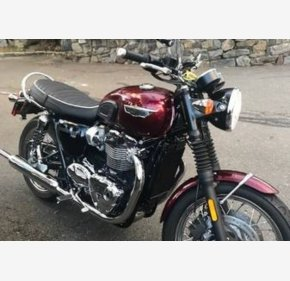 2017 Triumph Bonneville 1200 for sale 200690900