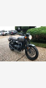 2017 Triumph Bonneville 1200 for sale 200708041