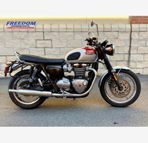 2017 Triumph Bonneville 1200 for sale 200916539