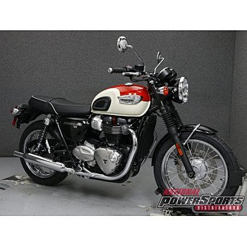 2017 Triumph Bonneville 900 for sale 200617420