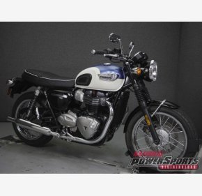 2017 Triumph Bonneville 900 for sale 200636417