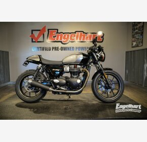 2017 Triumph Street Cup for sale 200901364