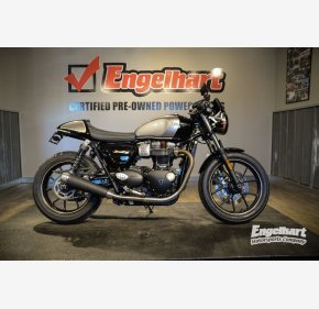2017 Triumph Street Cup for sale 200902103