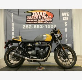 2017 Triumph Street Cup for sale 200917558