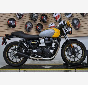 2017 Triumph Street Cup for sale 200938789