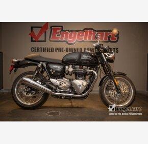 2017 Triumph Thruxton for sale 200574638