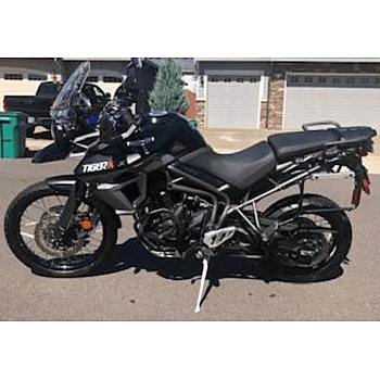 2017 Triumph Tiger 800 for sale 200917001